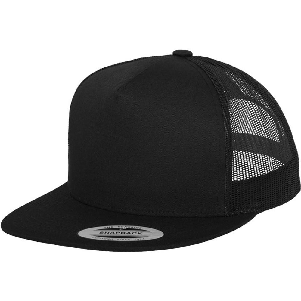 6d9684e984ae2 FLEXFIT YUPOONG 6006 TRUCKER CAP