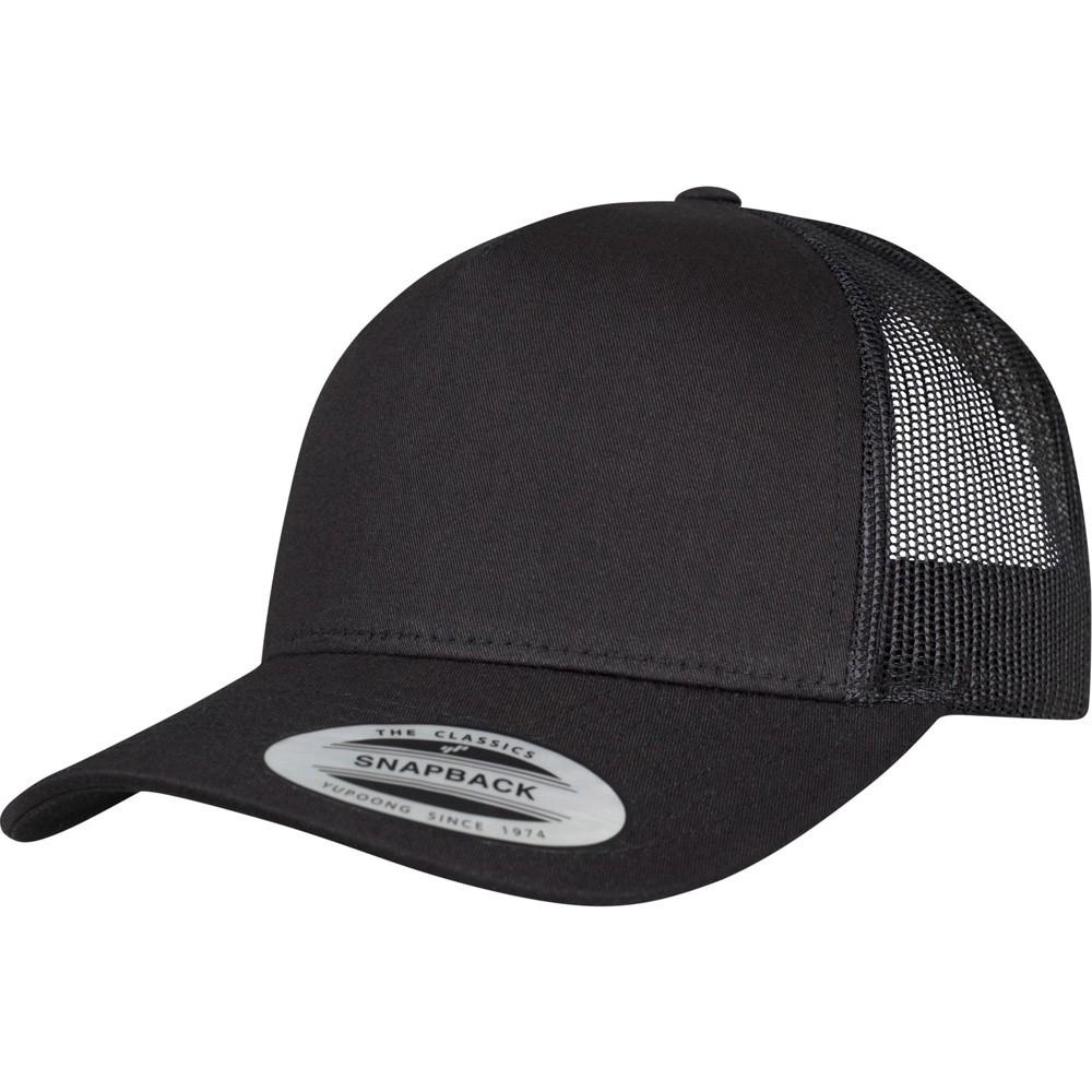 030589502e61d Flexfit   Yupoong Trucker cap 6506 with snapback