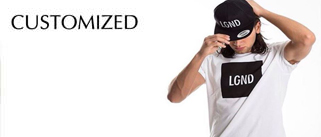 Customized headwear