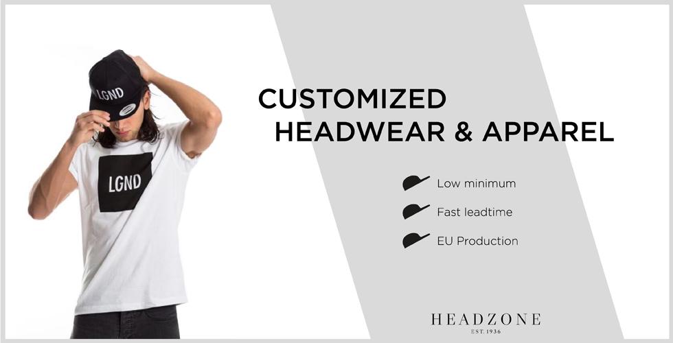 Custom-& private Label Headwear